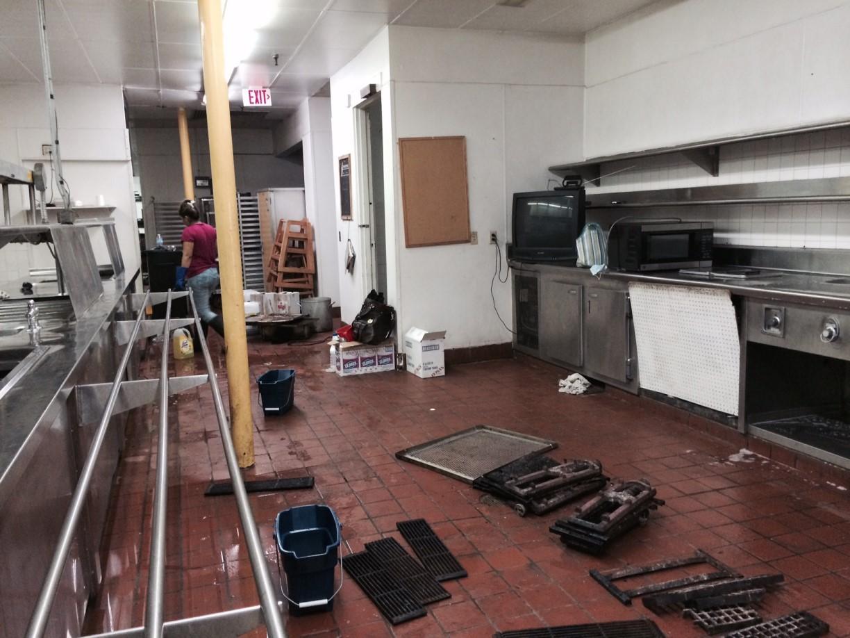 Sterling Hotel Kitchen Heavy Duty Deep Cleaning Service in Dallas ...
