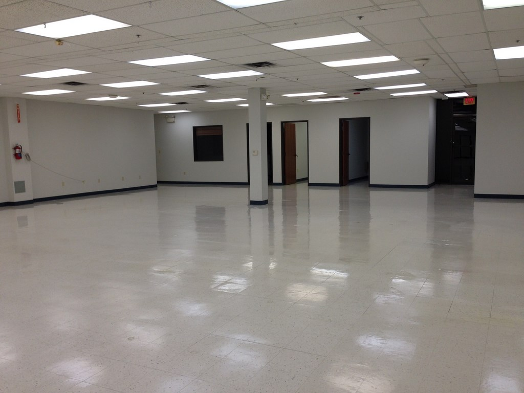 Huge Warehouse/Office Strip and Wax Floors in Irving, Texas