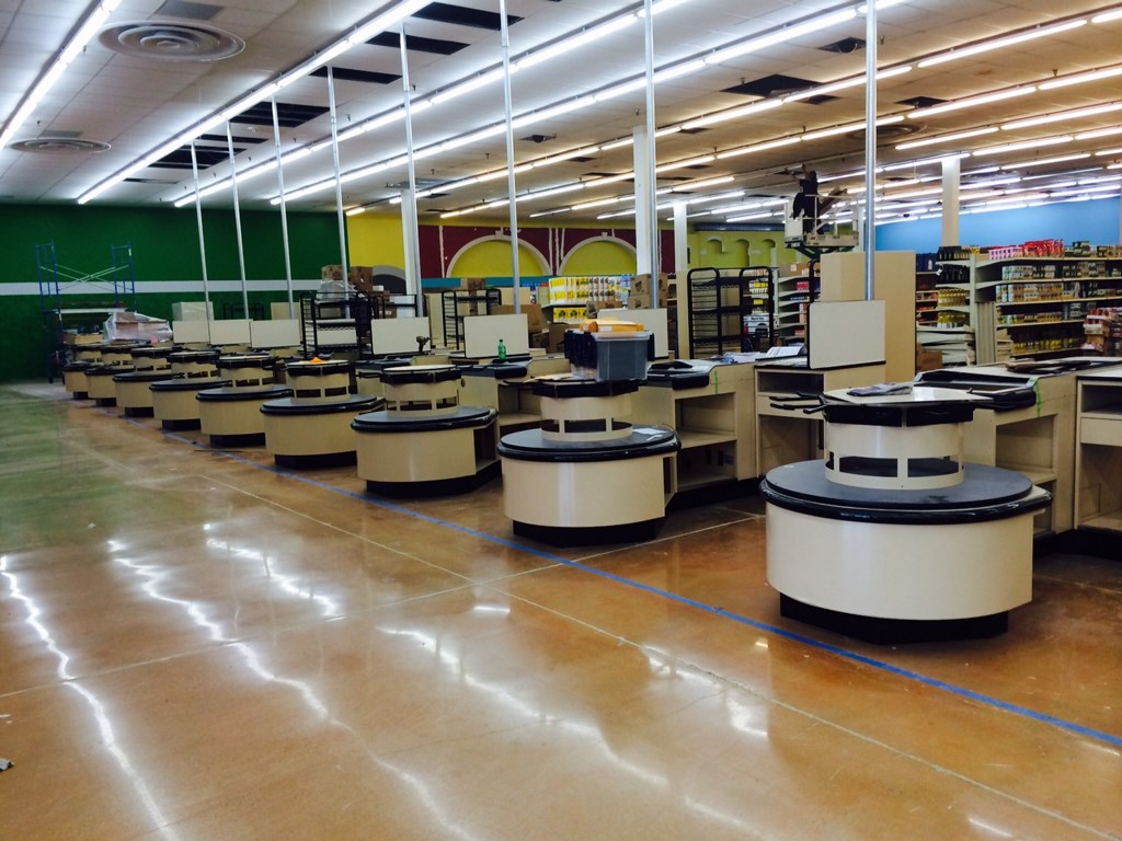 """Grocery Store """"El Rancho"""" Post Construction Clean Up - Phase 3 in Dallas, Texas"""