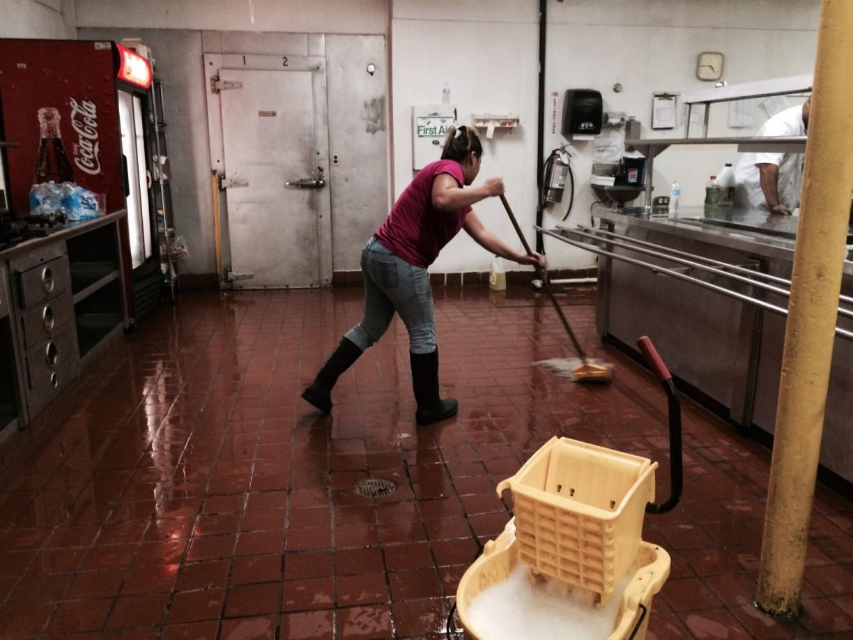 Sterling Hotel Kitchen Heavy Duty Deep Cleaning Service In Dallas Tx 15
