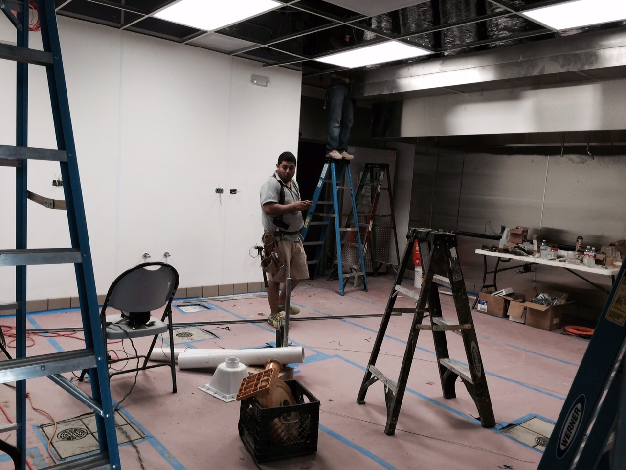 Restaurant Post Construction Cleaning Service in Houston, Texas
