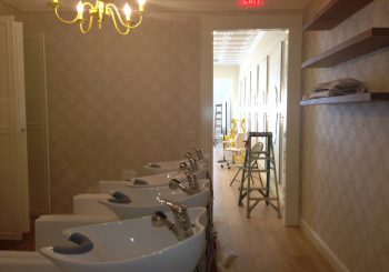 Dry Bar Post Construction Cleaning Service in Houston TX 03 d5141adddf952393858995e3d41bcce3 350x245 100 crop Beauty Hair Saloon Chain Post Construction Cleaning in Houston, TX