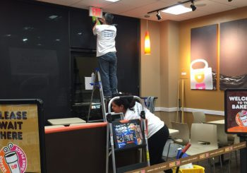 Dunkin Donuts Final Post Construction Cleaning 013 b53af672842653efdfe4554ae2c425f2 350x245 100 crop Dunkin Donuts Final Post Construction Cleaning