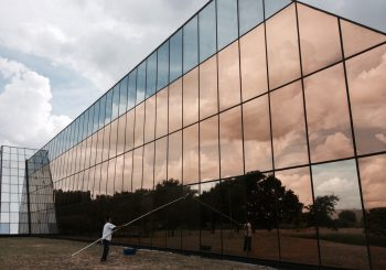 Phase 1 450000 sf. Exterior Windows Cleaning in Dallas TX 13 4907b945dc3634f237efb6d23a61db48 350x245 100 crop Glass Building 450,000+ sf. Exterior Windows Cleaning Phase 1 in Dallas, TX