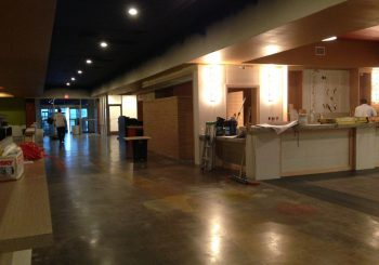 Post construction Cleaning Service at Sports Gril and Bowling Alley in Greenville Texas 46 29b3d0ed7fb0a6a6af2e2df40a4a6a9a 350x245 100 crop Restaurant & Bowling Alley Post Construction Cleaning Service in Greenville, TX
