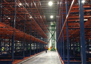 US Cold Storage Final Post construction Cleaning in Dallas TX 008 dd9173873062e3776b0963c1fc3f33c7 350x245 100 crop Cooler Warehouse Final Post Construction Clean Up in Dallas, TX