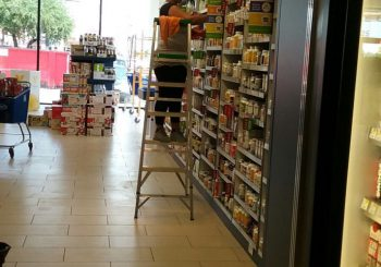 Vitamin Retail Store Final Post Construction Clean Up in Dallas TX 004jpg 9ef316c07dd35c6db0f466c53dacaf1a 350x245 100 crop Vitamin Retail Store Final Post Construction Clean Up in Dallas, TX